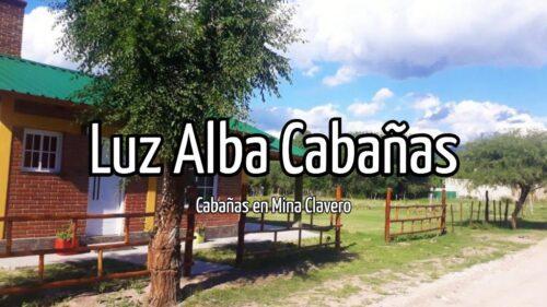 Cabañas Luz Alba