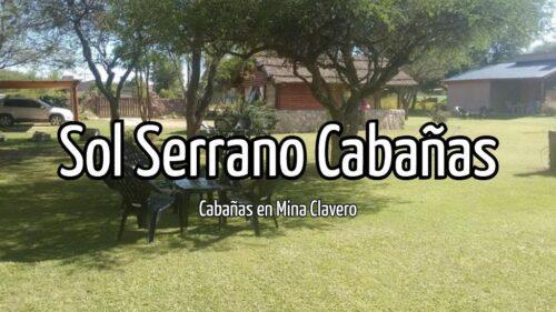 Cabañas Sol Serrano